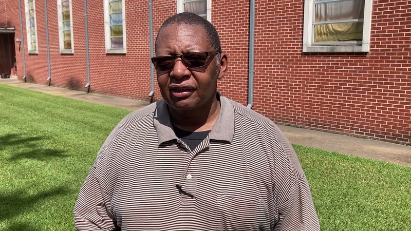 Former Chief Deputy Eric Wall, who is running for sheriff, refutes claims that supervisors...