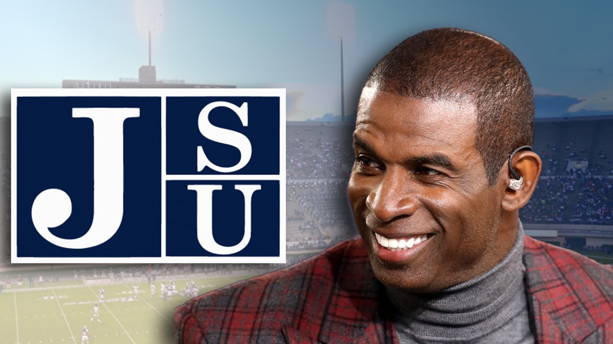 Deion Sanderson to be the 21st head coach at JSU