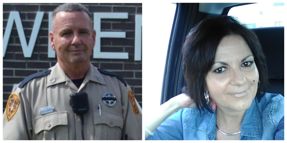 Robert Ainsworth and Paula Reid Ainsworth were killed during Sunday's severe weather.