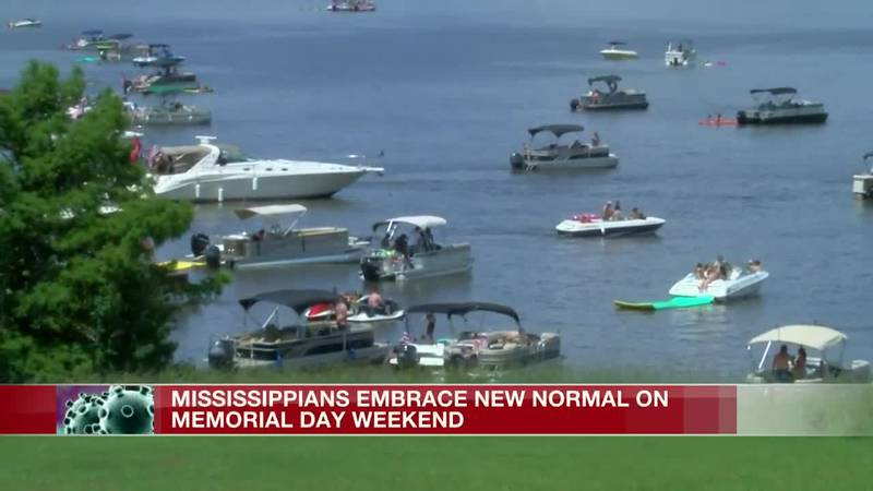 Memorial Day celebrations during pandemic
