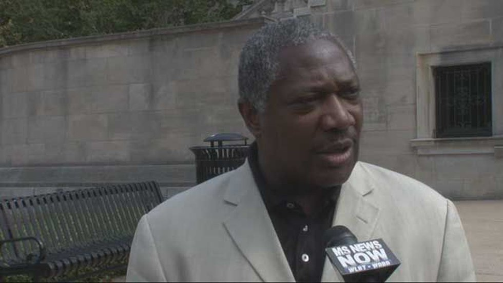 Mississippi state Sen. John Horhn is shaken up but thankful for his life after he was robbed at...