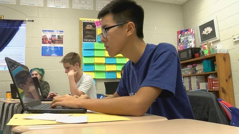 Pass Christian High School Senior Jimmy Hoang has a full ride scholarship to Princeton...if he...