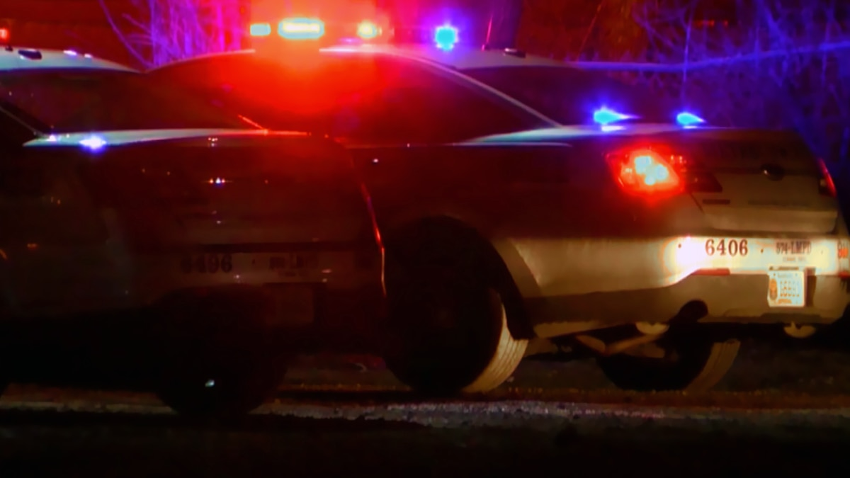The Jackson Police Department responded to a drive by shooting around 10 p.m. Monday night.