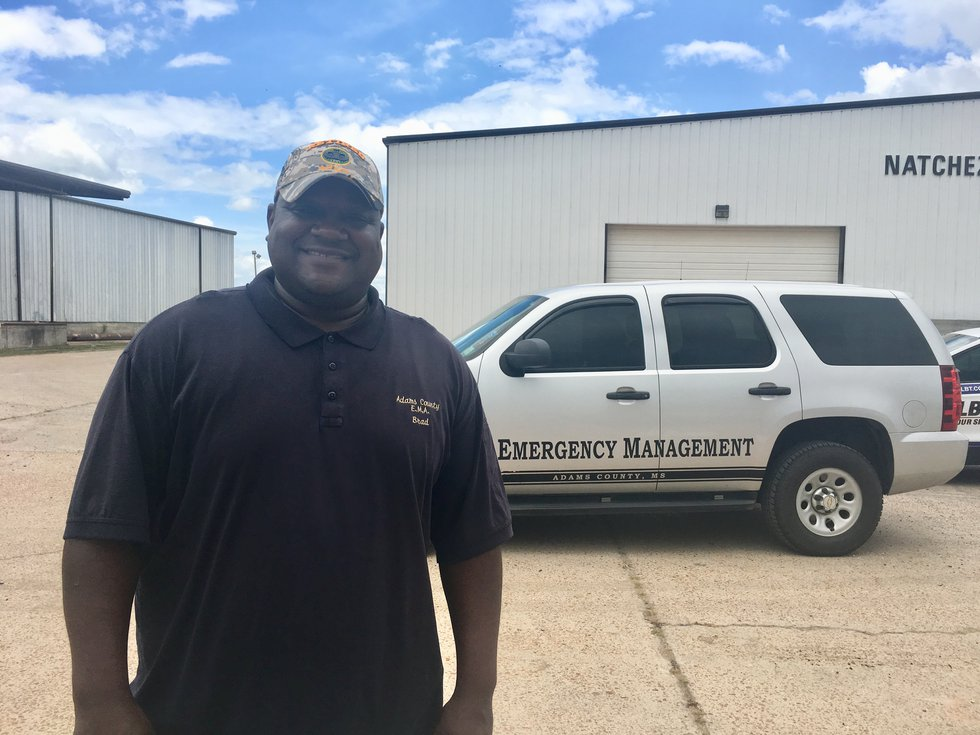 Adams County Emergency Management Director Robert Bradford urges residents to have a plan and...