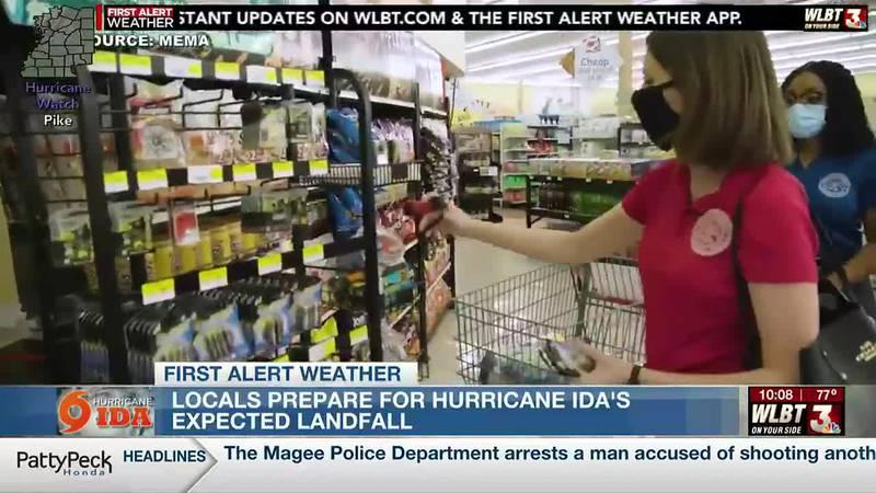 MEMA's asks residents to be prepared as Hurricane Ida inches closer toward coastal states