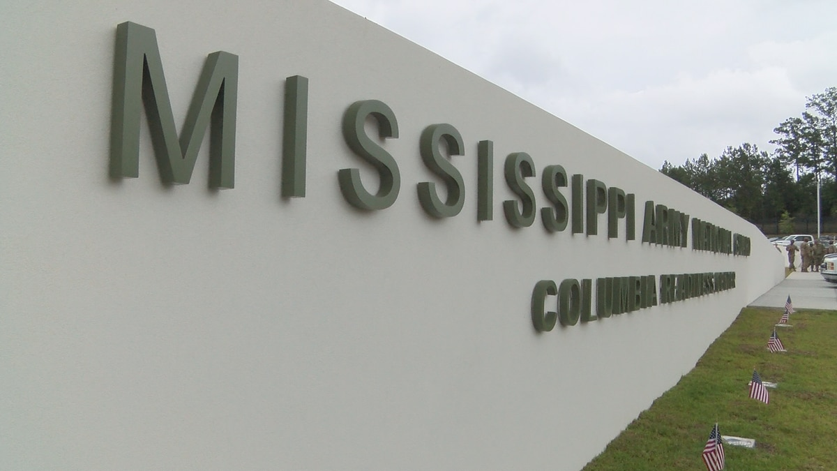 The Mississippi National Guard has built a new readiness center in Columbia.