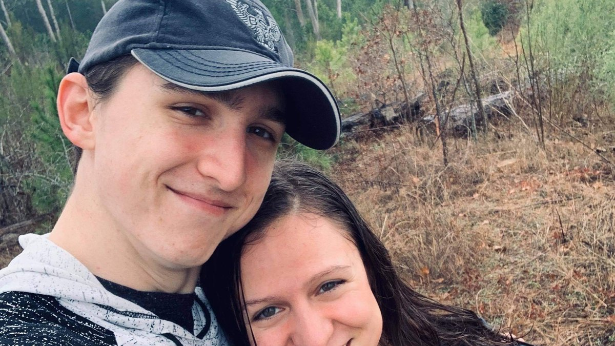 Daniel Germenis, the Keesler Airman who lost his life this week was a newlywed. He and his...