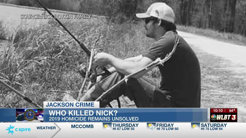 'I feel Nick's spirit with me': Mother won't give up on answers in slain son's case