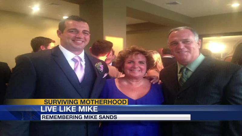 Surviving Motherhood: Live Like Mike