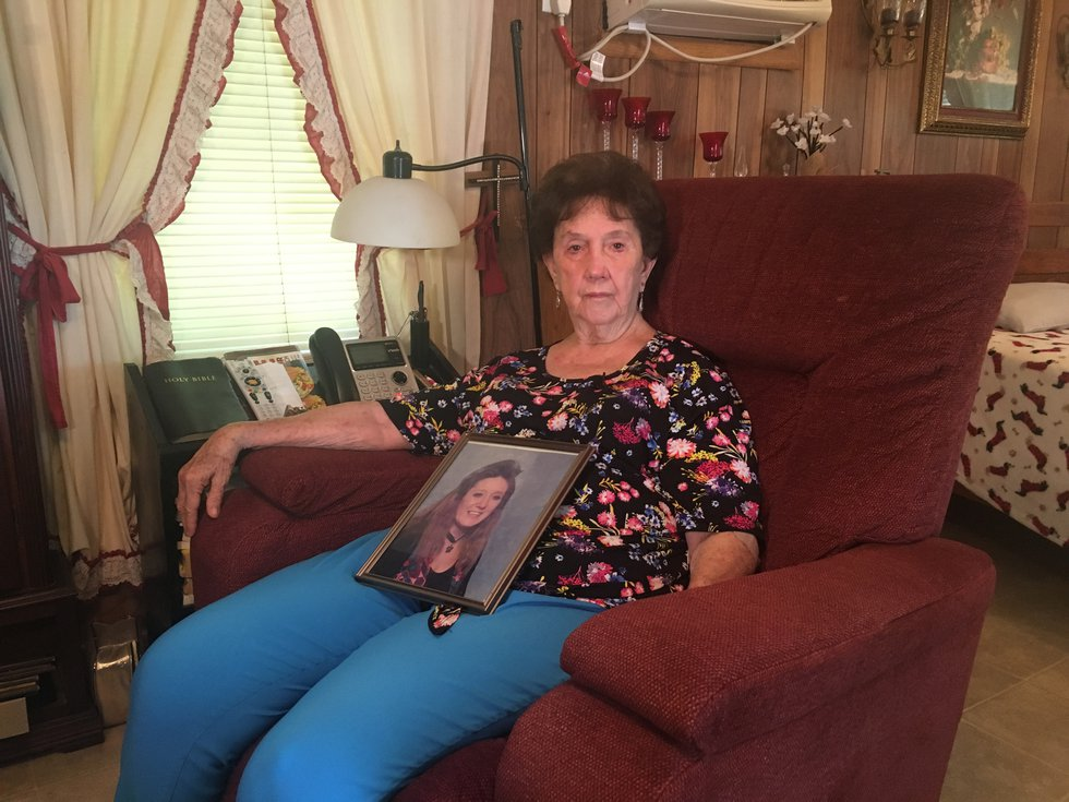 Linda Price's mother, Carolyn Wingate Evans, has written a letter to Florida Governor Ron...