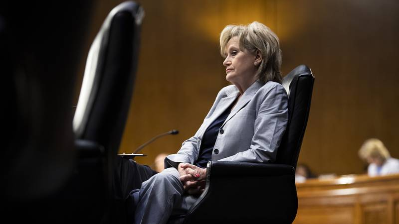 Sen. Hyde-Smith voted against Senate passage of the package, citing too few assurances that the...