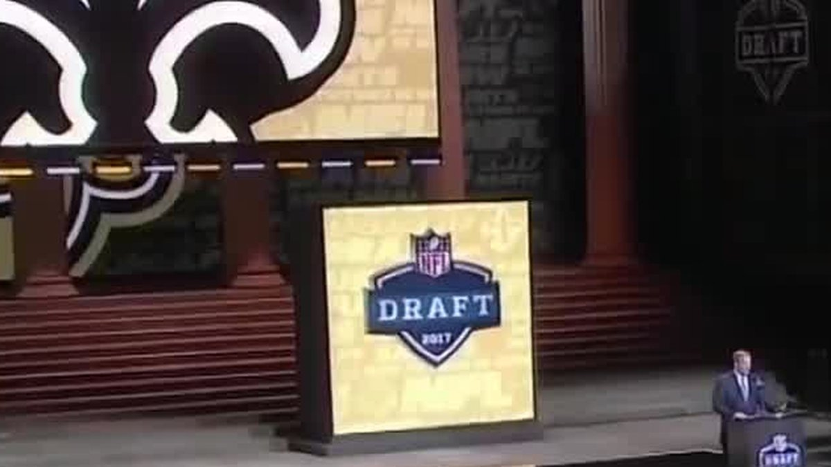 The NFL draft will be arriving soon. And that means the Saints and other teams across the...