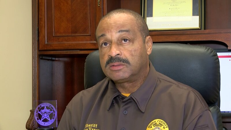 Hinds County Sheriff Lee Vance