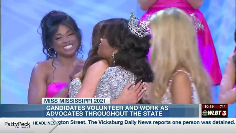 Miss Mississippi Journey to the Crown