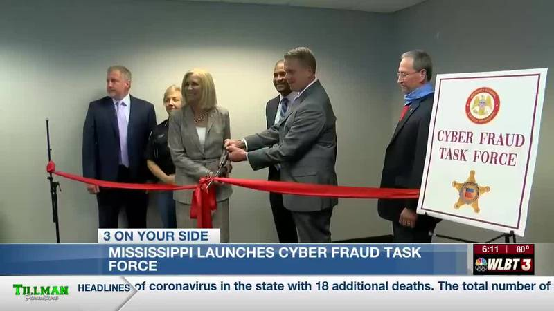 Mississippi launches its first cyber-fraud task force