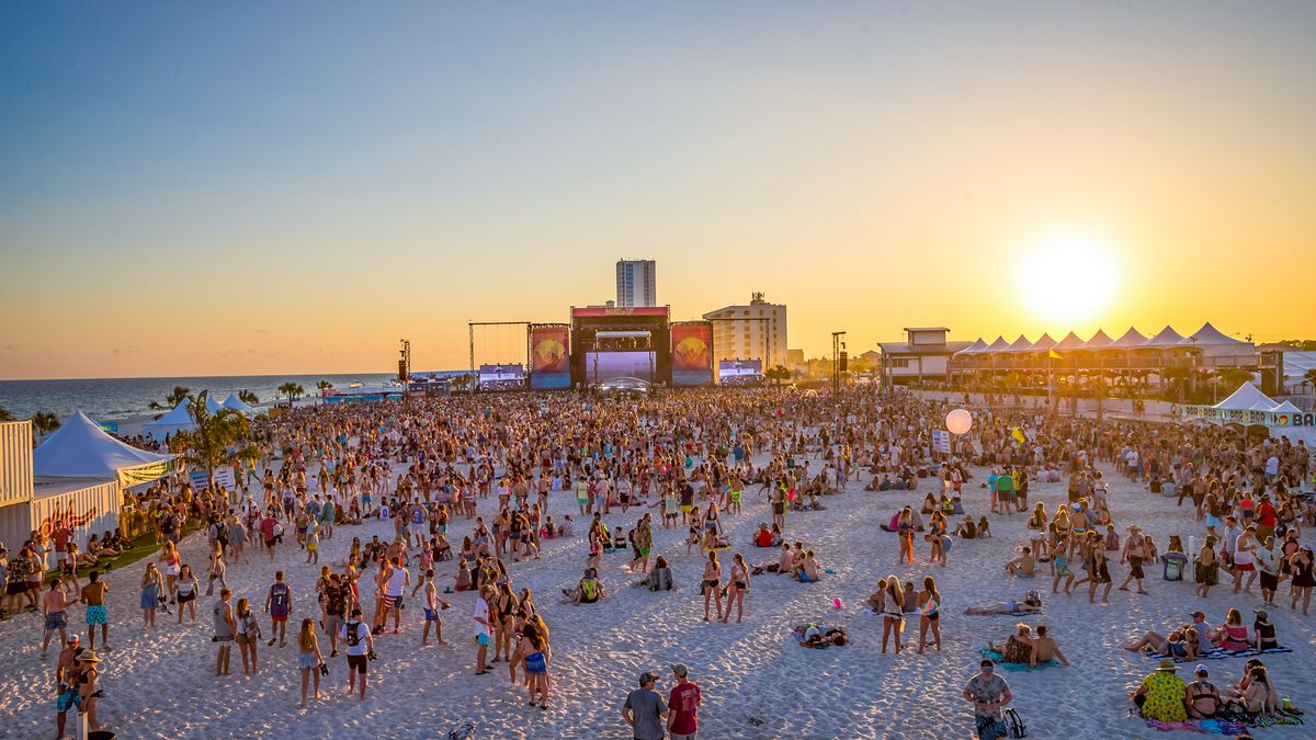 The 2020 lineup for Hangout Music Fest has been announced.