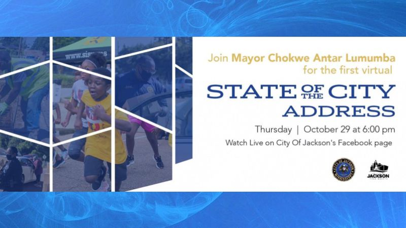Mayor Lumumba to deliver virtual State of the City address focusing on progress, recent...