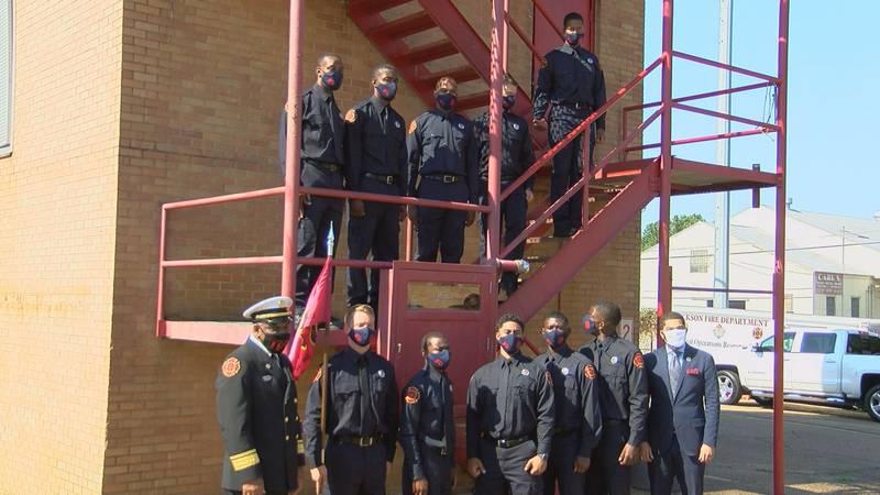15 new JFD recruits