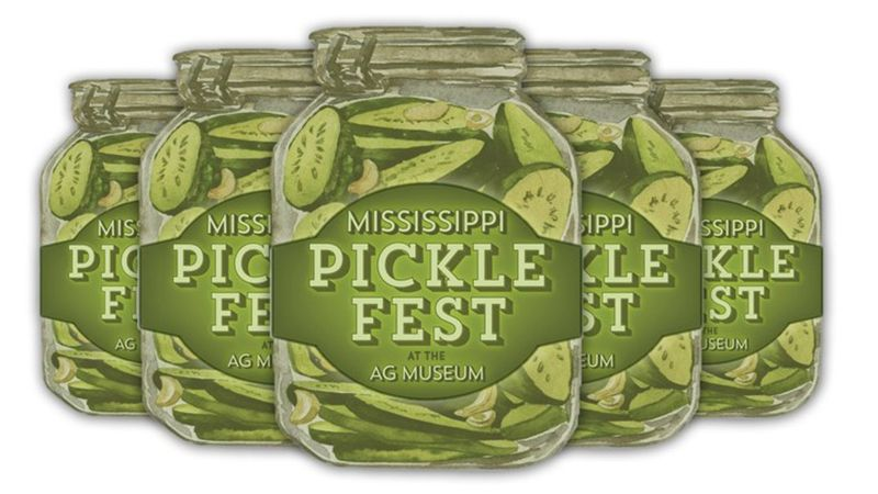 The Mississippi Agriculture and Forestry Museum will host the 2021 Mississippi Pickle Fest from...