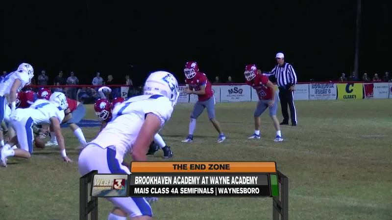 Brookhaven Academy's season comes to an end