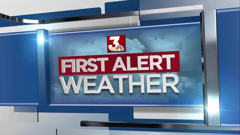 First Alert Forecast: Summer warmth through Saturday