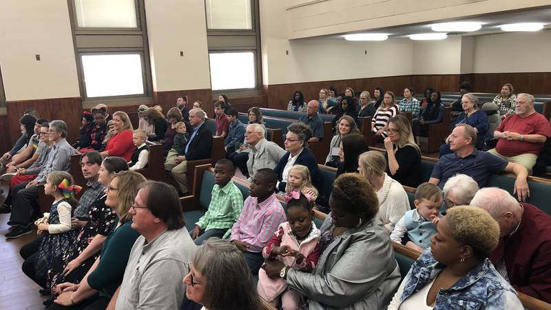 Ten kids now have forever families following Adoption Day.