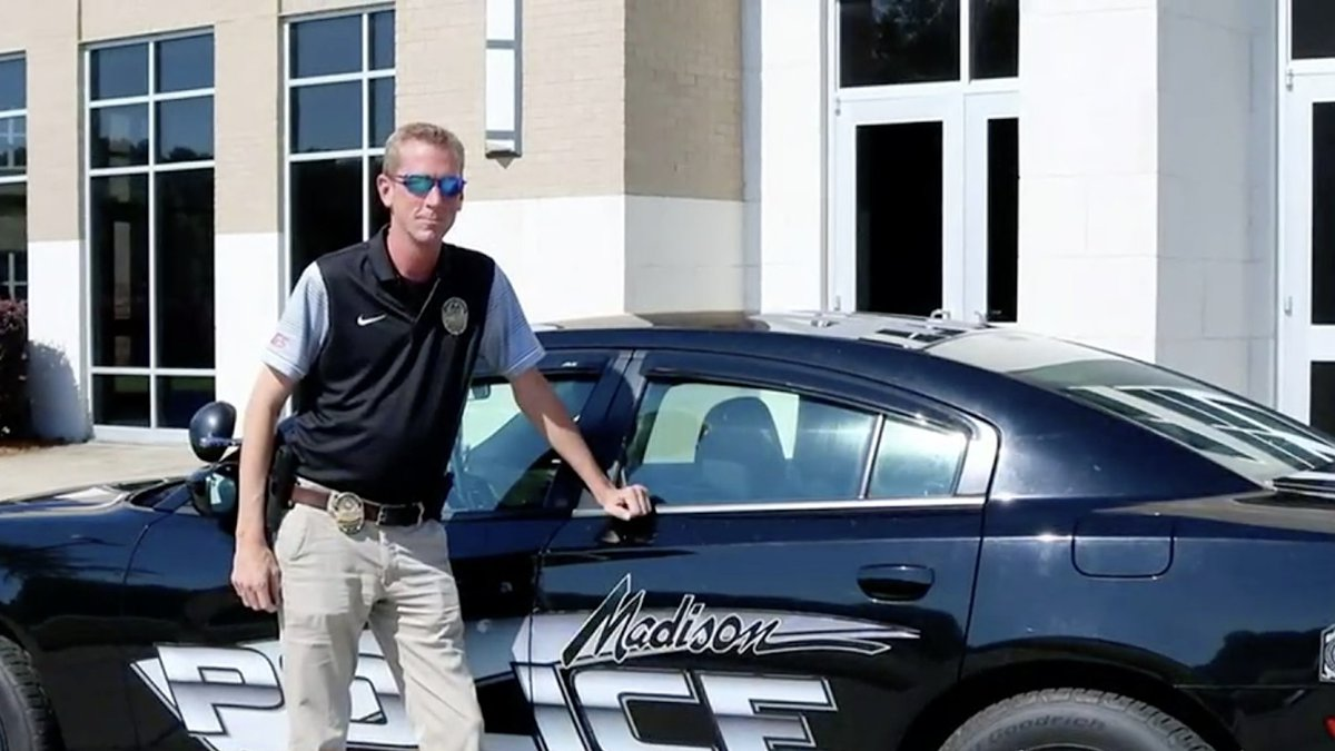 Madison officer passes away after long battle with Crohn's disease