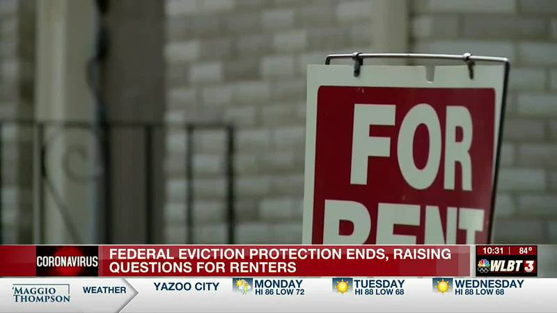 MHC asks for patience as a moratorium on evictions end.