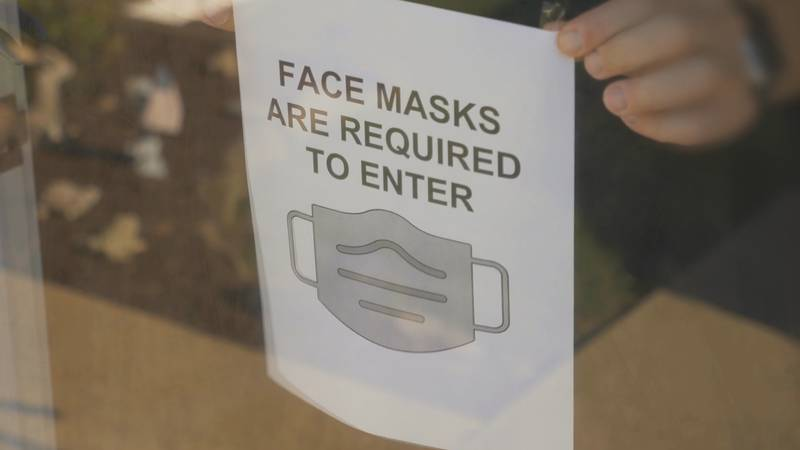 The Jones County Board of Supervisors has extended its mask order until 2021. The mandate...