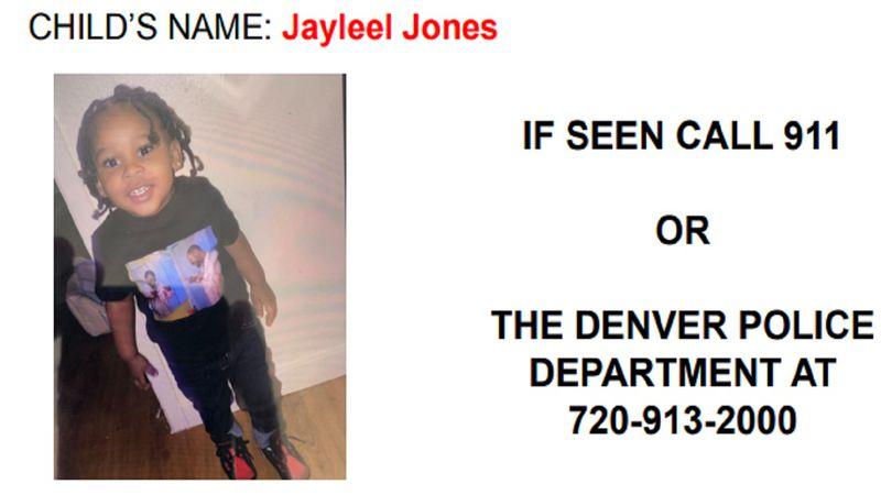 AMBER Alert Jayleel Jones 6/12/21.