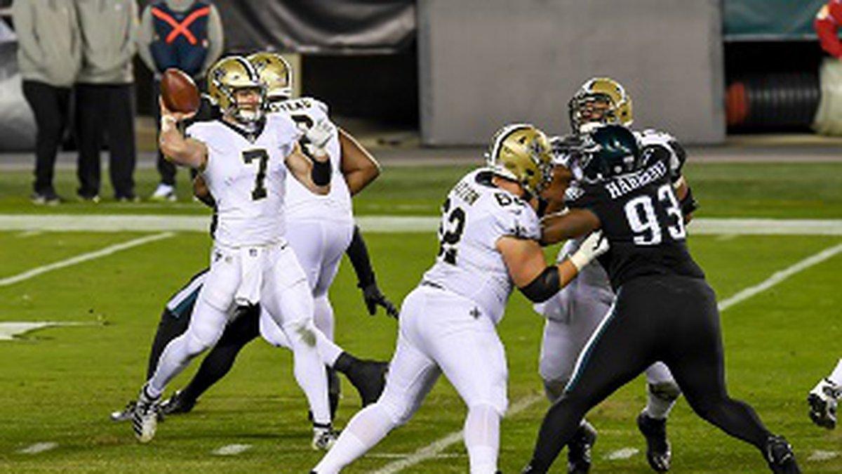 NFL Week 14, NO Saints v. Philadelphia Eagles December 13, 2020 (Photo credit Michael Nance)