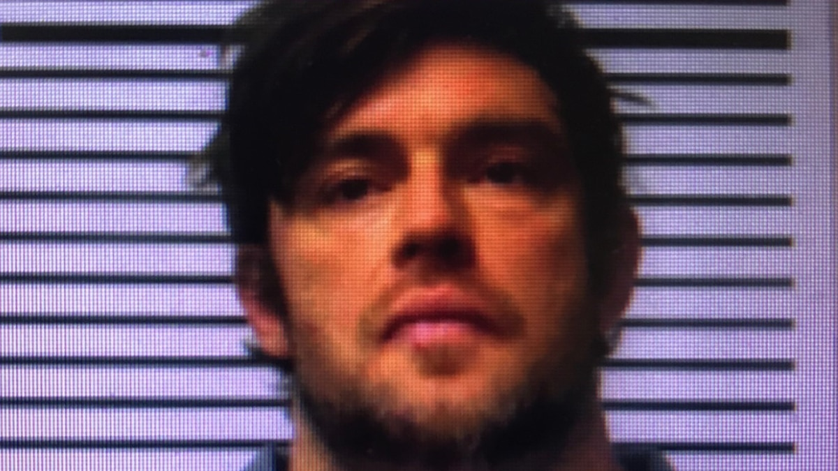 James Gilbert, 33, is charged in connection to a hit-and-run in the Soso community on Saturday.