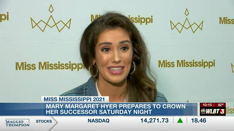 Mary Margaret Hyer reflects on her time as Miss Mississippi.