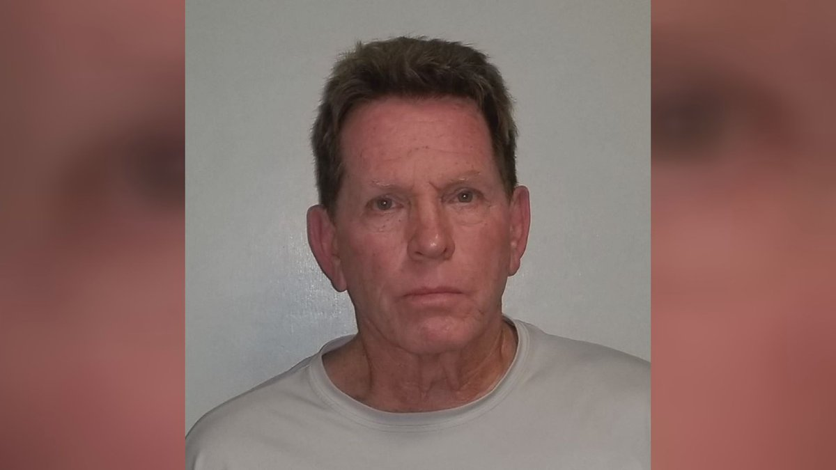 Cliff Kirkland is accused of inappropriately touching three girls between 2013 and 2018.