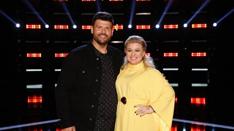 Rod Stokes worked with Kelly Clarkson during his time on The Voice.