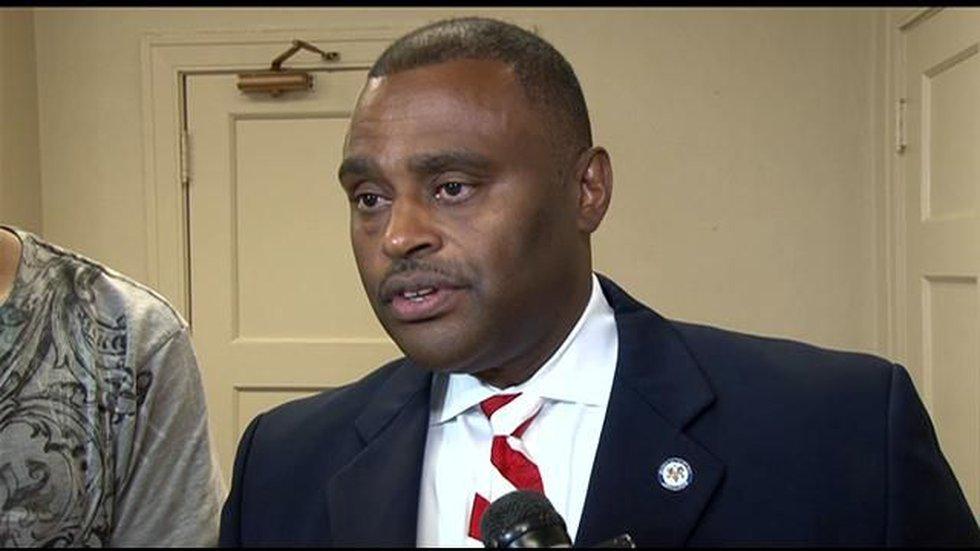 Former Sheriff Tyrone Lewis