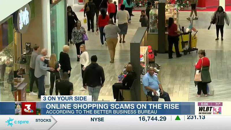 BBB: Online shopping scams on the rise