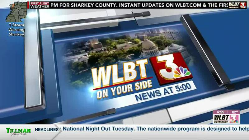 WLBT at 5p (October 5, 2021)