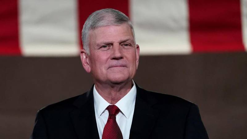 """""""Let us continue to pray': Franklin Graham offers support after President Trump tests positive..."""