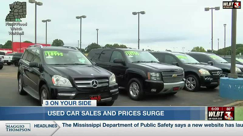 Shortage in semi-conductor chips causes surge in  price of used cars