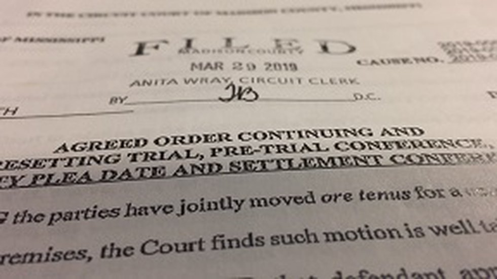 Judge gives four of the nine people charged in voter fraud case until June to decide on whether...