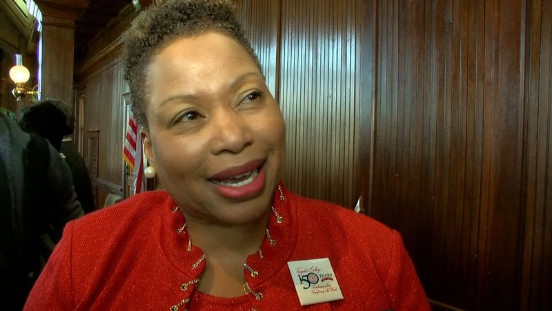 Carmen J. Walters, Ph.D., incoming president of Tougaloo College (Source: WLBT)
