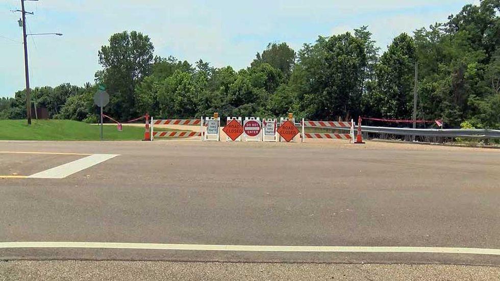 City of Vicksburg applying for $1.6 million grant for erosion problem