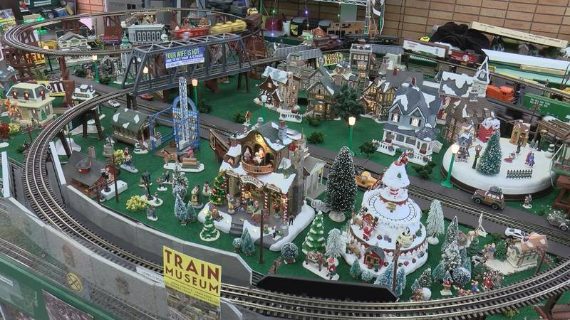 Gulfport's Mississippi Coast Model Railroad Museum's has grand opening for its South Station