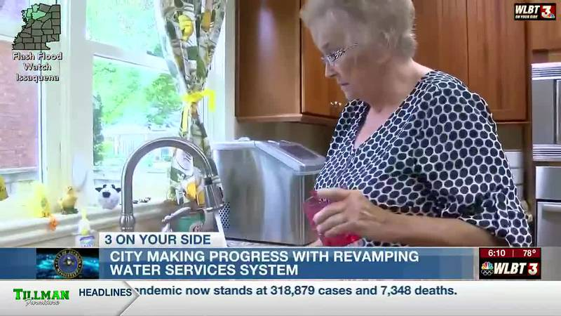 Progress being made to solve Jackson's water billing issues