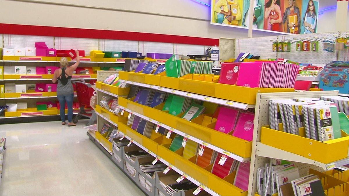 Shop smarter this sales tax holiday weekend