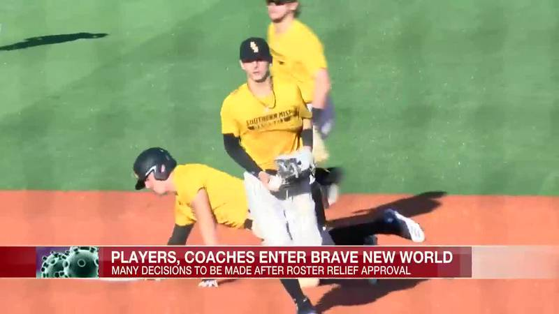 Questions abound for college baseball players and coaches