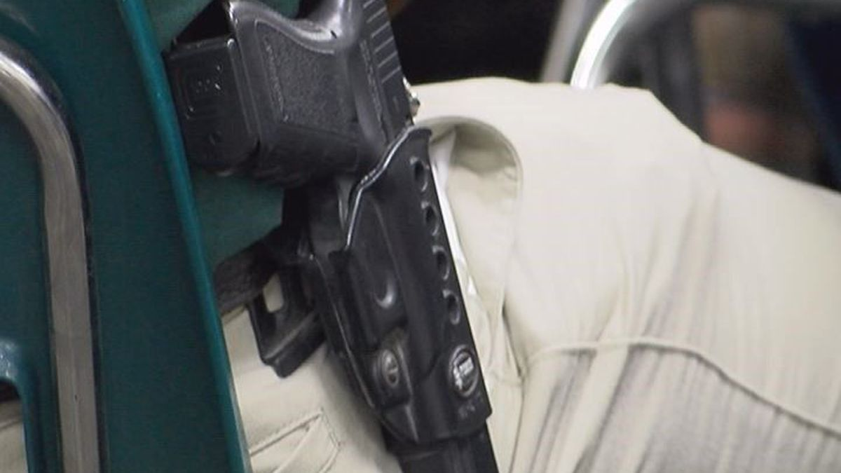 The training will also educate business owners on changes to the Texas open carry law. (Source:...