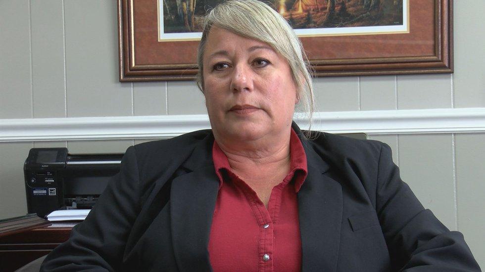 Picayune Police Capt. Rhonda Johnson reopened the cold case of Leola Jordan in October 2020,...