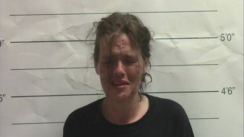 Police say Stephanie Kyzar was captured on surveillance video attempting to steal one man's...